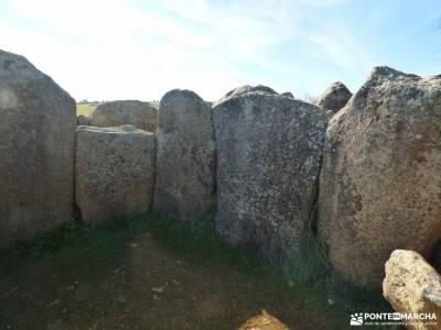 Ciudad de Vascos-Dolmen de Azután;parques naturales murcia grupo de montaña madrid wikiloc